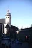 Saint Maria Assumption church Cologne Royalty Free Stock Images