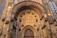 Saint Maria of Tyn church - Prague Royalty Free Stock Photography