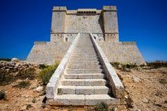 Saint Marija's Tower royalty free stock photos