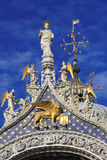Saint Mark Basilica Royalty Free Stock Image