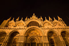 Saint Mark cathedral Royalty Free Stock Photography