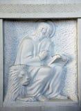 Saint Mark the Evangelist stock images