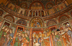 Saint Mark's Basilica mosaic Stock Photo
