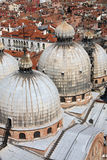 Saint Mark's Basilica, Venice Stock Photos