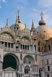 Saint Mark's Basilica in Venice Royalty Free Stock Images