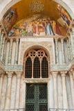 Saint Mark's  Basilica in Venice Royalty Free Stock Photo