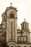 Saint Mark's church in Beograd Royalty Free Stock Photo