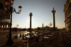 Saint Mark's square Royalty Free Stock Image