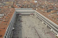 Saint Mark square Royalty Free Stock Photography