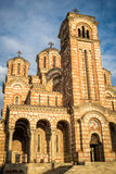 Saint Marko Church - Belgrade Stock Image