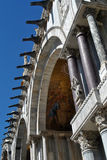Saint Marks Basilica. San Marco Square, Venice, Italy Royalty Free Stock Image
