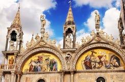Saint Marks Basilica, Venice Stock Image