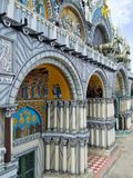 Saint Marks Cathedral Basilica in Venice Stock Photos