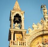 Saint marks venice facade Royalty Free Stock Photography