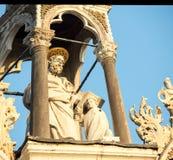 Saint marks venice facade Stock Image