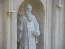 Saint Maroun, Saint Peter's Basilica, Vatican City Stock Photos