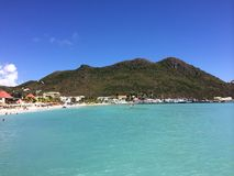 Saint Marteen Foto de Stock Royalty Free