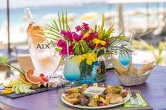 Free Saint Martin Beach Royalty Free Stock Photography - 69740217