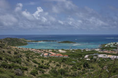 Saint Martin Beach Stock Photos