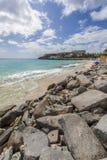 Saint Martin Beach Royalty Free Stock Image