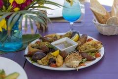 Saint Martin Beach Royalty Free Stock Photos