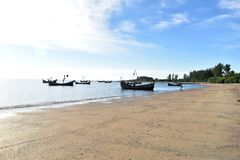 Saint_Martin_Island_Bangladesh_06 Foto de Stock Royalty Free