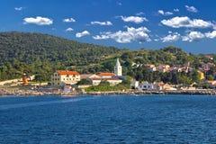 Saint Martin, Island of Losinj Stock Image