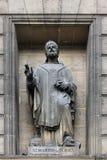 Saint Martin of Tours. Madeleine church in Paris Stock Photography