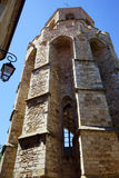 Saint-Martin Tower. Soreze, france royalty free stock image