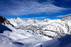 Saint-Martin-Vesubie - Provence-Alpes-Côte d'Azur Royalty Free Stock Photography