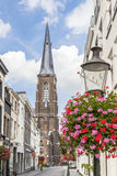 Saint Martins church in Maastricht Royalty Free Stock Images