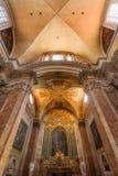 Saint Mary Angels da bas?lica e m?rtir Roma It?lia fotos de stock