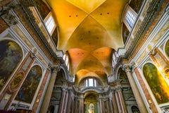 Saint Mary Angels da bas?lica e m?rtir Roma It?lia imagens de stock