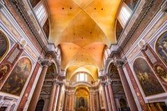 Saint Mary Angels da bas?lica e m?rtir Roma It?lia imagens de stock royalty free