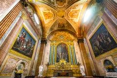 Saint Mary Angels da bas?lica e m?rtir Roma It?lia fotos de stock royalty free