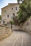 Saint Mary Cathedral em Girona Imagens de Stock