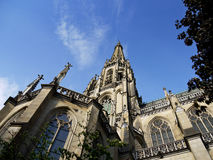Saint Mary Cathedral, Linz, Autriche photo libre de droits