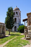 Saint Mary church in Apollonia, Albania Stock Photography