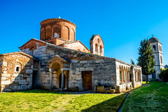 Saint Mary church in Apollonia Stock Image