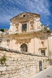 Saint Mary Consolation Church, Scicli, Italy Stock Photography