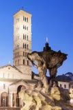 Saint Mary in Cosmedin, church Stock Image