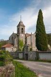Saint Mary de monastère de melon Images libres de droits