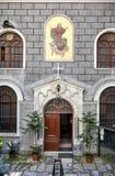 Saint Mary Draperis Church on Istiklal Avenue, Istanbul Royalty Free Stock Photo