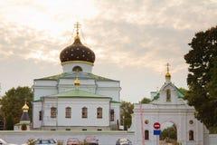 Saint Mary Magdalene church in Minsk, Belarus Royalty Free Stock Photos