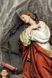 Saint Mary Magdalene royalty free stock photo