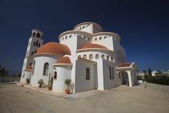 Saint Mary Pantanasa Orthodox Church, Paphos foto de stock