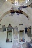 Saint Mary of Petrich church at Asen's Fortress near Asenovgrad Royalty Free Stock Photography