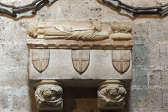 Saint Mary's Cathedral, Valencia Stock Photography