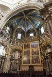 Saint Mary's Cathedral, Valencia Royalty Free Stock Photos