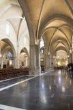 Saint Mary's Cathedral, Valencia Stock Photo
